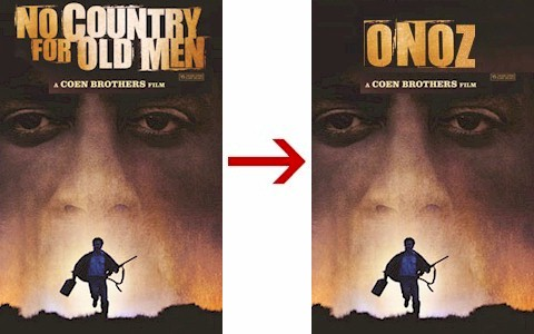no country for old men movie poster