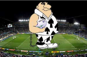 This is the image used on the TV3 site to represent the Wallabies