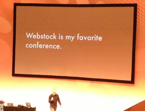 Michael Lopp at Webstock