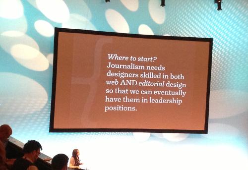 Miranda Mulligan on why media needs design